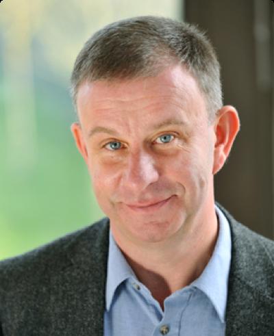 Stephen Wrigley Portrait photo