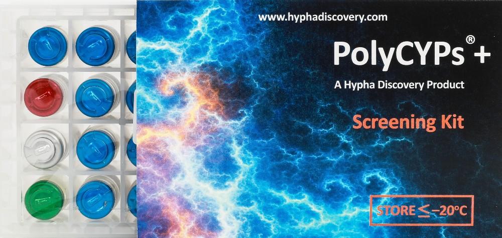 PolyCYPS+ screening kit packaging